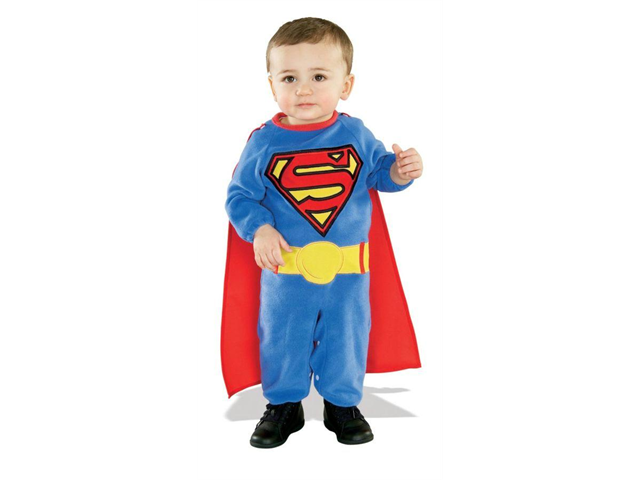 costumes for all occasions ru885301t superman toddler 1t 2t. Black Bedroom Furniture Sets. Home Design Ideas