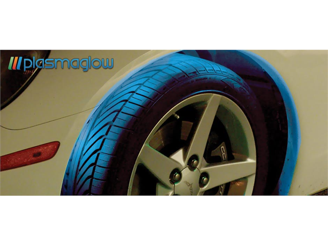 PlasmaGlow 10611 Flexible LED Wheel Well Kit - RED