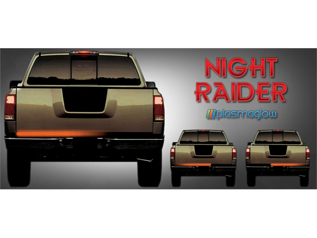 PlasmaGlow 10582 48in. Night Raider Scanning LED Truck Bar