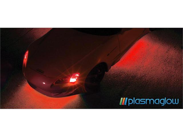 PlasmaGlow 10895 2.1M Color LED Kit - 6 Tube TRUCK VERSION w-Flex Tubes