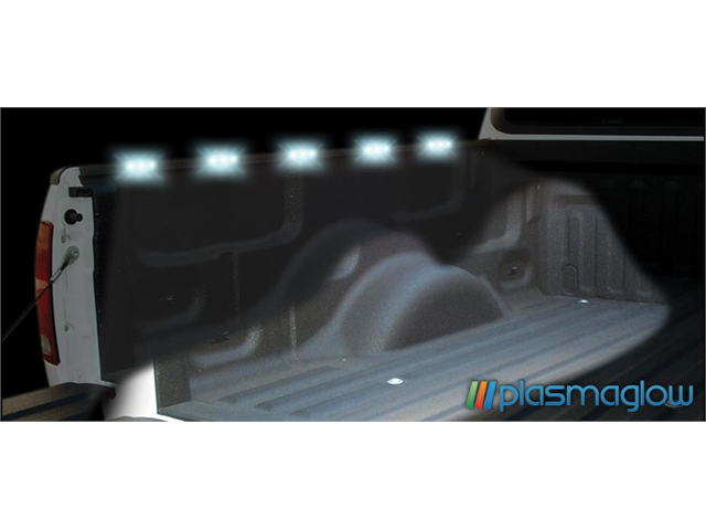 PlasmaGlow 10785 LED Truck Bed Lighting Kit - WHITE