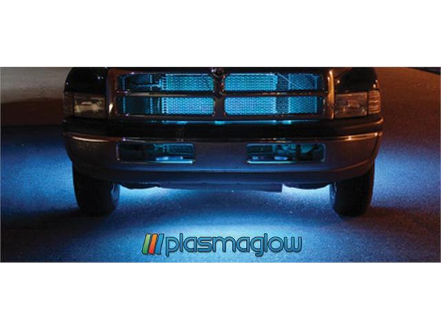 PlasmaGlow 13001 LED Grille Kit - 2-Strip Kit - RED