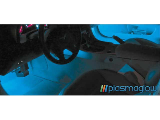 PlasmaGlow 10035 24in. Neon GloStix Tube - WHITE