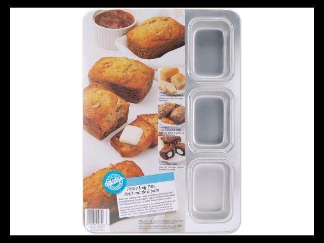 Petite Loaf Pan-9 Cavity 2-1/2