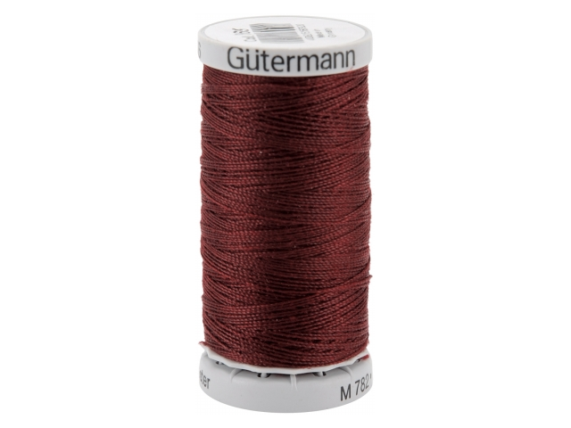 Extra Strong Thread 110 Yards-Burgundy
