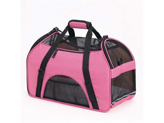 Bergan BER-88031 Comfort Carrier Rose Wine Large