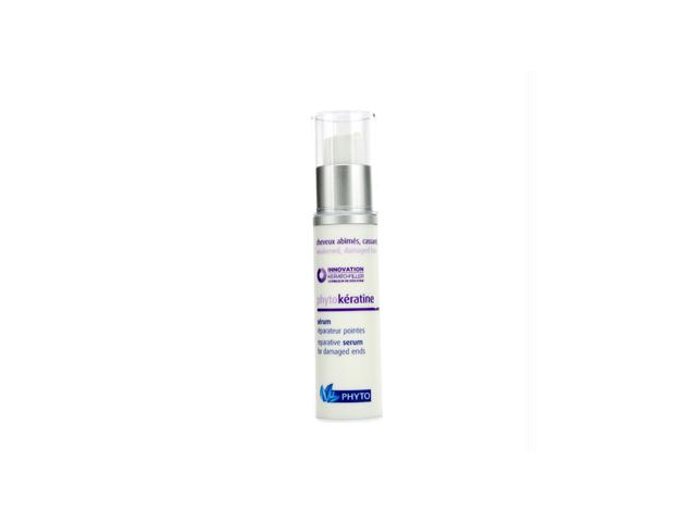 Phyto 14383790744 Phytokeratine Reparative Serum - For Damaged Ends - 30ml-1.01oz