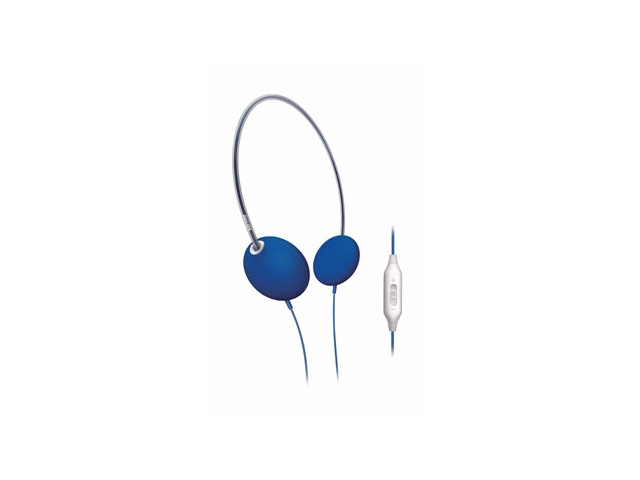 PHILIPS SHK1600 Kids Headband Headphones- Blue