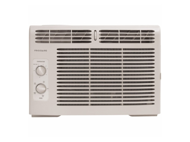 Frigidaire a c fra062at7 window mounted mini compact room for Small 1 room air conditioner