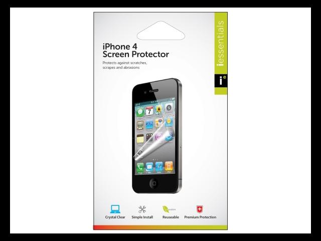 Mizco IPH4-SCP IPhone 4 Screen Protector