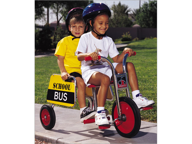 Angeles FB1300SR School Bus Tandem Trike