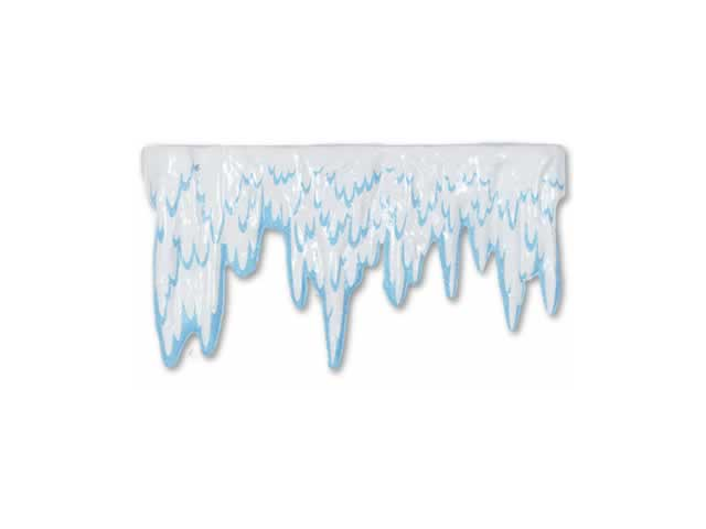 Beistle - 22665 - Plastic Icicles - Pack of 24
