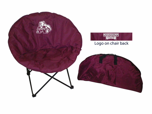 Rivalry RV276-1400 Mississippi State Round Chair