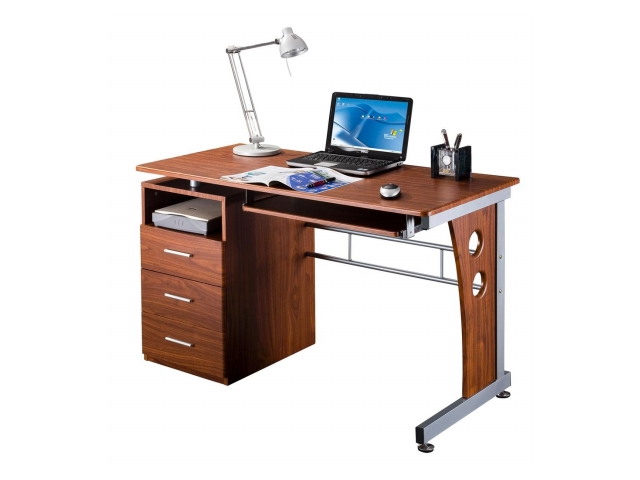 Techni Mobili Rta 3806 M615 L Shaped Computer Desk