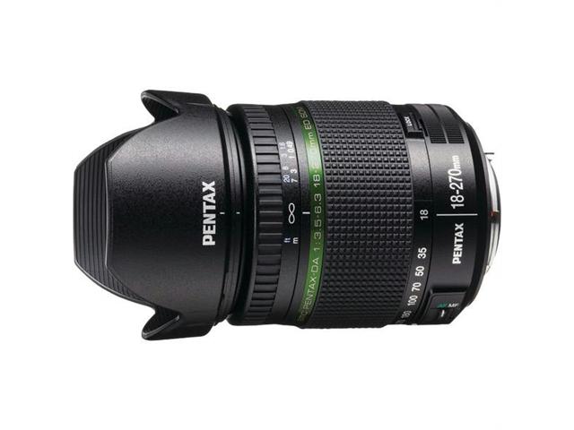 Pentax smc 18 mm - 270 mm f/3.5 - 6.3 Zoom Lens for Pentax KAF3