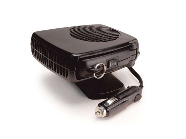 RoadPro RPAT-858 12-Volt Heater / Fan with Swing-Out Handle