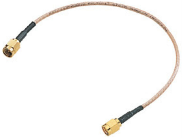 Sunpentown 15-WC02 Wireless Extension Cable plus RG-316 plus SMA Male to Male plus 12in