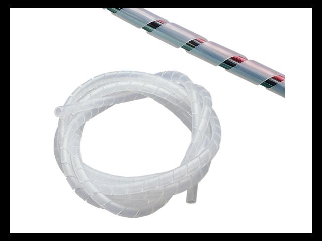 Gardner Bender .50in. X 6ft. Clear Spiral Wrap  73452