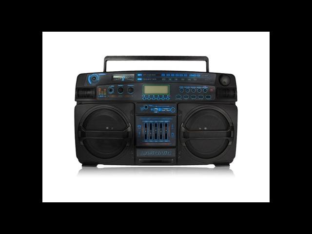 Lasonic i931 btq high performance ghetto blaster music system with bluetooth - Ghetto blaster lasonic i931 ...