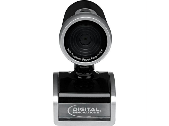 Digital Innovations ChatCam 4310300 Webcam - USB 2.0