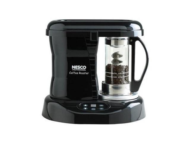 Nesco CR-1010-PR 800W Deluxe Pro Coffee Bean Roaster - Black