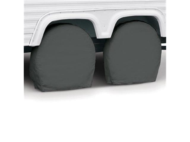 Classic Accessories 80-124-171001-00 RV Wheel Covers
