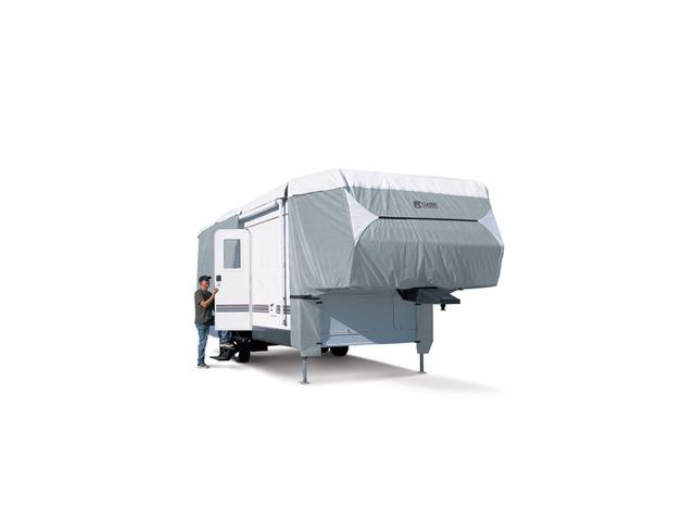 Classic Accessories 80-151-161001-00 PolyPro 3 - 5th Wheel Camper Cover