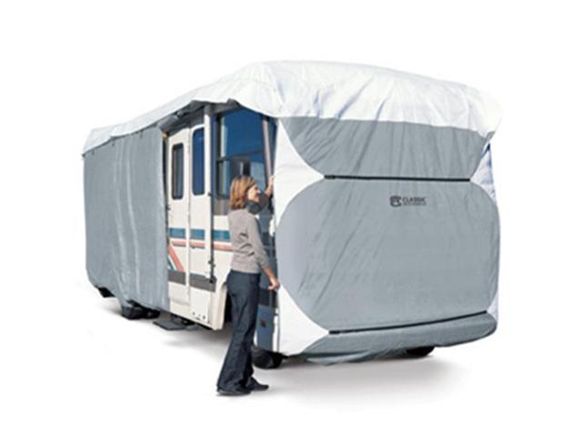 Classic Accessories 80-163-181001-00 PolyPro 3 Class A RV Cover