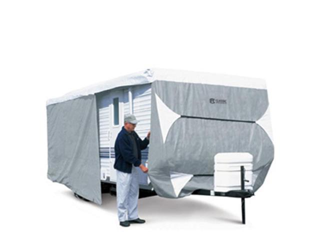 Classic Accessories 80-178-181001-00 PolyPro 3 Travel Trailer Cover