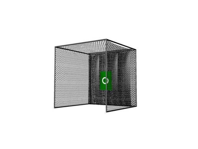 Cimarron Sports CM-MAS10GNTC 10 ft. x 10 ft. x 10 ft. Masters Golf Net with Frame Kit