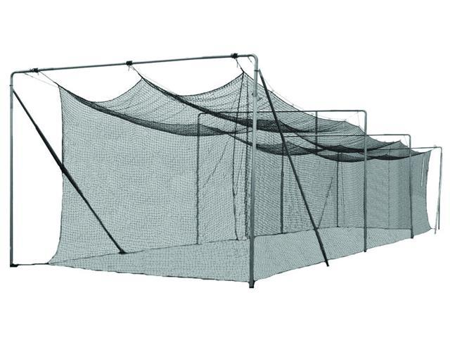 Cimarron Sports CM-704242TP 70 x 14 x 12 42 Twisted Poly Batting Cage Net