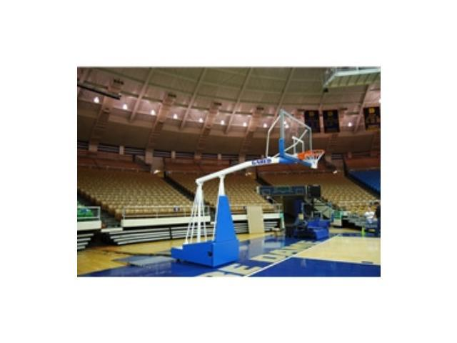 Gared Sports 9408 8 ft. Extension Hoopmaster Portable Basketball System