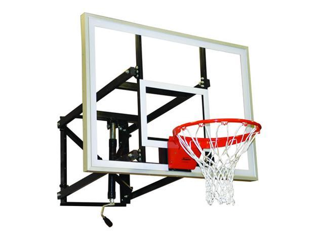 Jaypro Sports WM-48 Adjustable Wall Mounted Shooting Station 48 in.