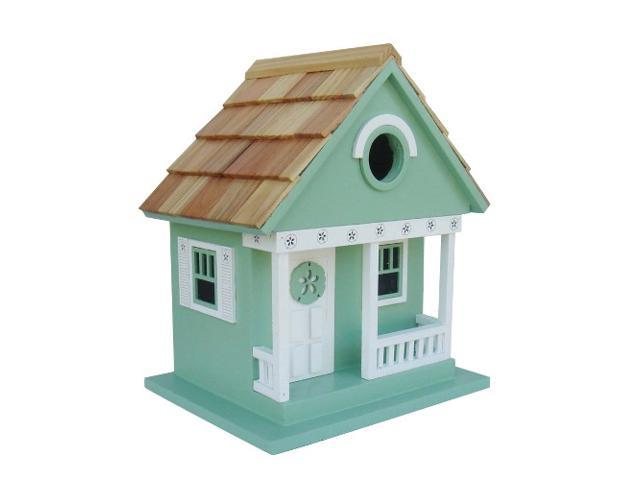 Home Bazaar Sand Dollar Cottage - Teal - HB-9402S