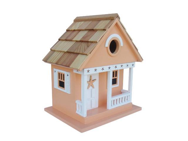 Home Bazaar Starfish Cottage - Beige - HB-9404S