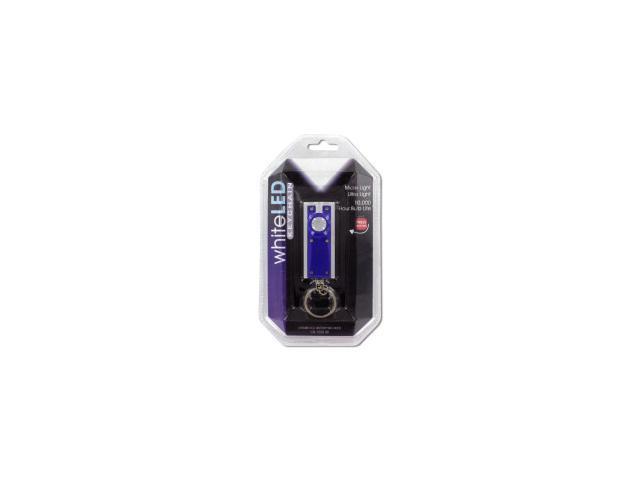 Bulk Buys LED flashlight key chain Case Of 24