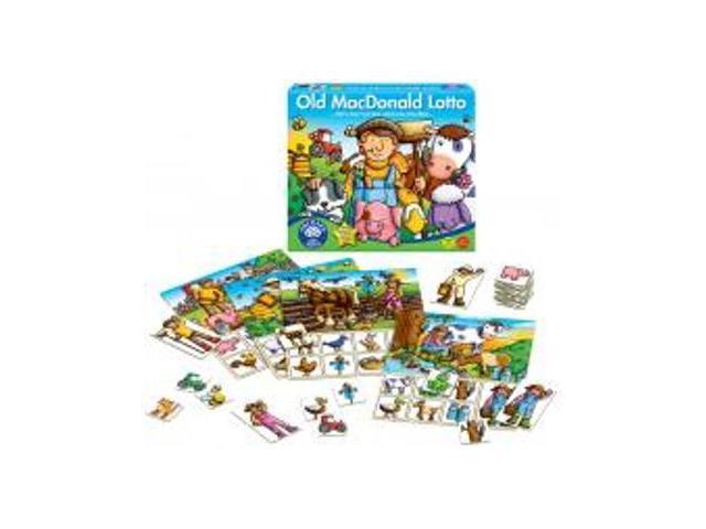 Original Toy Company 071 Old McDonald Lotto