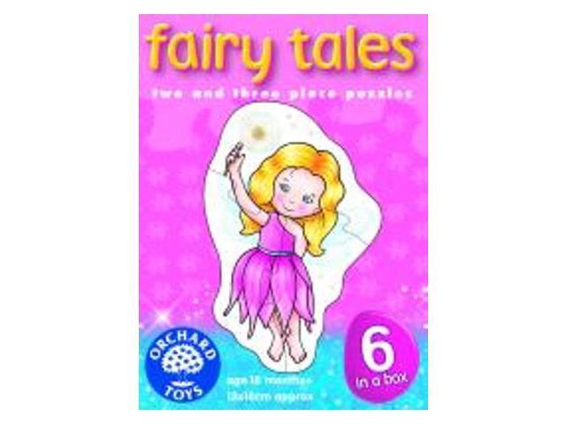 Original Toy Company 214 Fairy Tales Puzzles