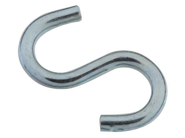 Stanley Hardware 759100 8 Count .75 in. Zinc Open End S Hooks