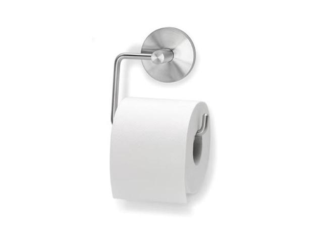 Blomus 68397 PRIMO Wall Mounted Toilet Paper Holder for Narrow Rolls Only