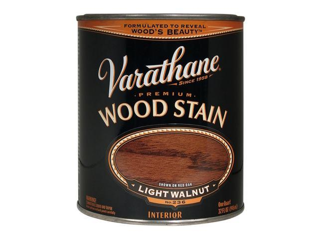 Rustoleum 211719h Quart Light Walnut Varathane Premium