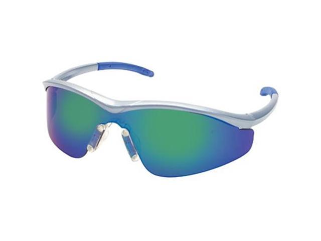 TRIWEAR STEEL FRAME SAFETY GLASSES FIRE LENS