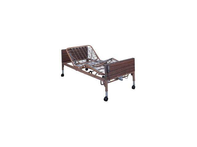 Roscoe Medical FULL-BED Full-Electric Bed, Brown