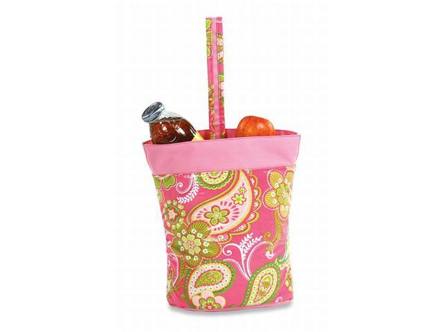 Picnic Plus PSM-147PD Razz Lunch Tote - Pink Desire