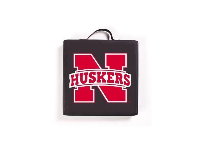BSI PRODUCTS 90105 Nebraska Cornhuskers Seat Cushion