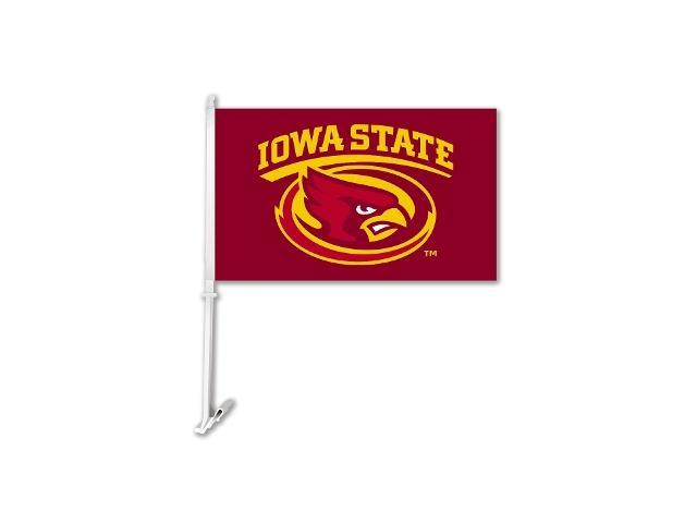 Car Flag W/Wall Brackett -97222