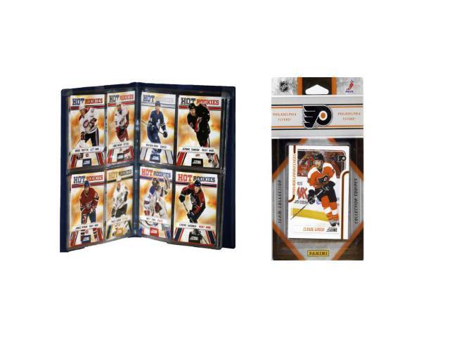 C & I Collectables FLYERS2TS NHL Philadelphia Flyers Licensed Score 2 Team Sets