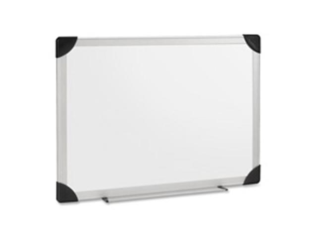 Lorell LLR55652 Dry-Erase Board- 4ft.x3ft.- Aluminum-White