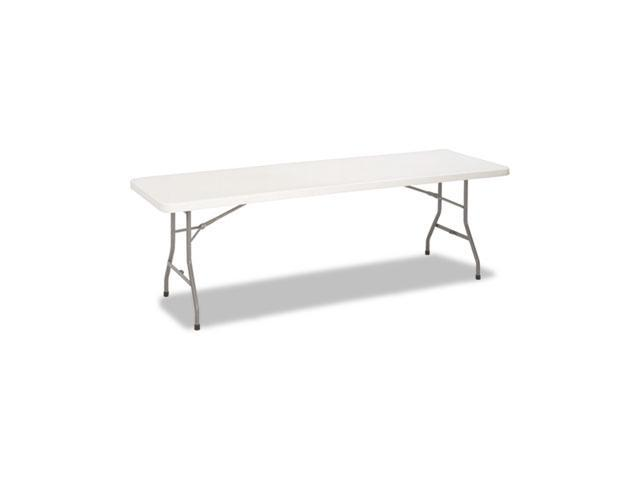Cosco 14 188wsp1 8 foot resin folding table 96w x 30d x for 10 foot folding table