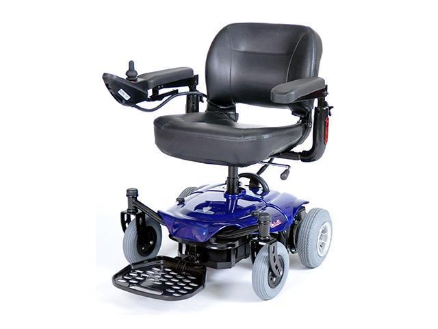 Cobalt Travel Power Wheelchair